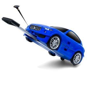 Ridaz reiskoffer kids Maserati blauw