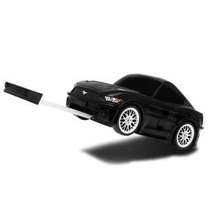 Ridaz reiskoffer/trolley Ford Mustang zwart