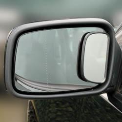 Dodehoek spiegel rechthoek