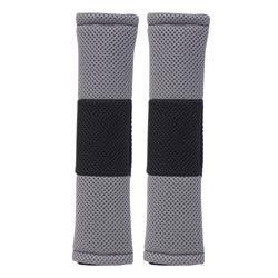 Gordelbeschermer X-treme zwart/grijs