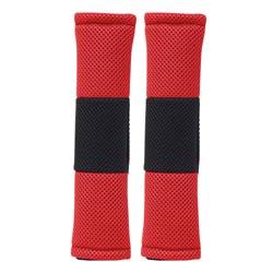 Gordelbeschermer X-treme zwart/rood