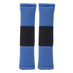 Gordelbeschermer X-treme zwart/blauw