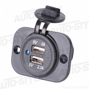 USB Aanstekerplug   Autoshop.nl