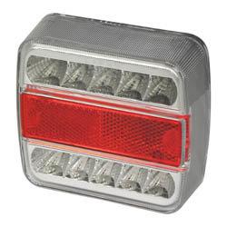 Achterlicht 5 functies LED