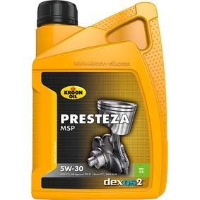 Presteza MSP 5W-30 5L