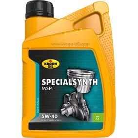 Specialsynth MSP 5W-40 5L