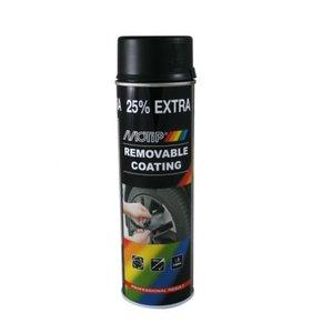 motip 4301 sprayplast zwart