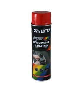 motip sprayplast coating rood